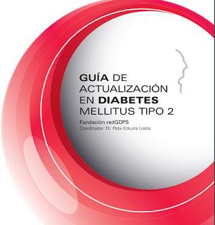 Guía de Actualización en Diabetes da Fundación redGDPS