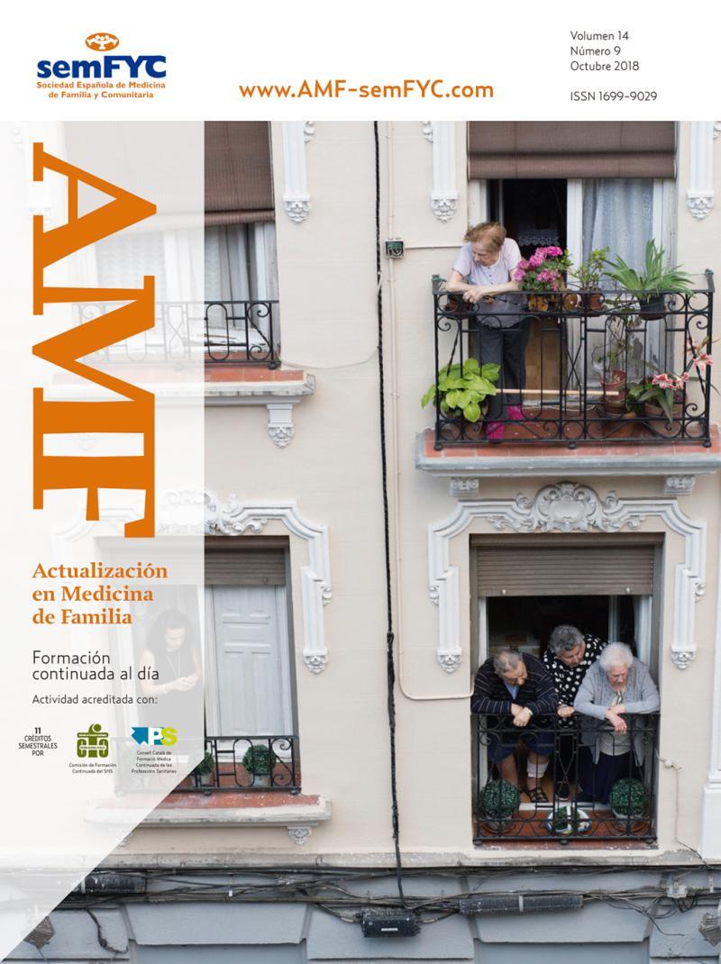 AMF Volumen 14, nº 9(Octubre 2018)