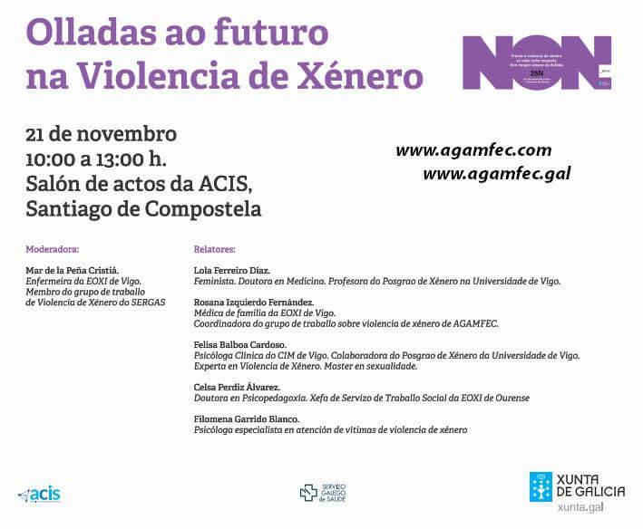 Jornada Miradas al futuro en la violencia de género