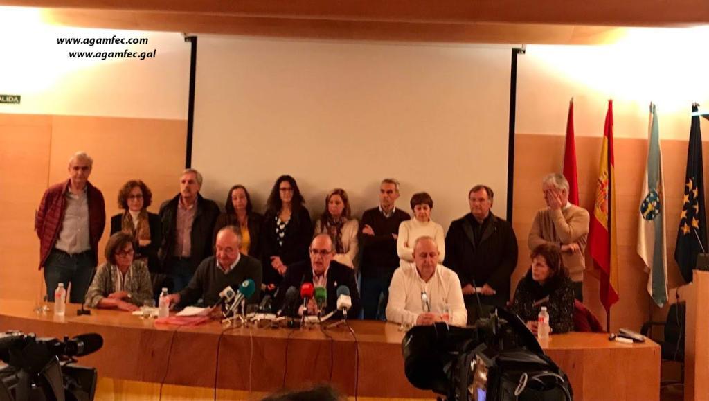 Os xefes de servizo da área sanitaria de Vigo dimiten para denunciar a deterioración da Atención Primaria