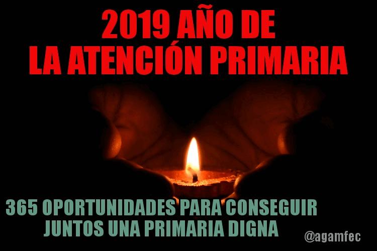 2019 , Año de la Atención Primaria