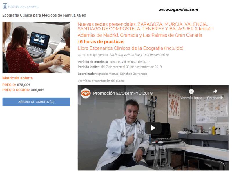 Ecografía Clínica para Médicos de Familia 5a ed
