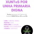 Paros de 5 minutos, en Consultorios e Centros de Saúde de Galicia, por unha Atención Primaria Digna