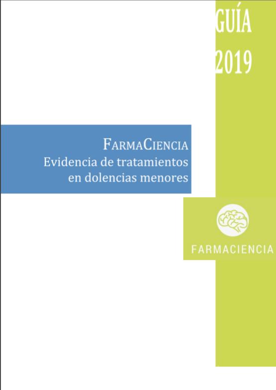 Guía Farmaciencia 2019