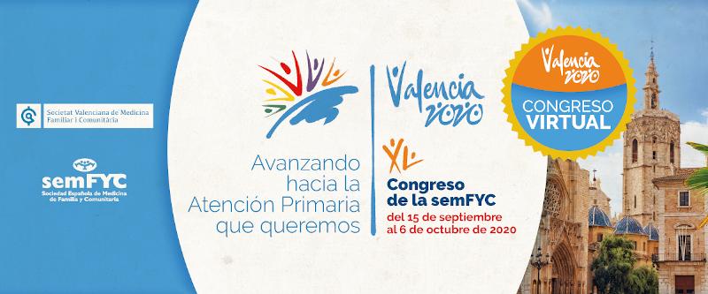 BANNER_Congreso virtual valencia 2020 semfyc